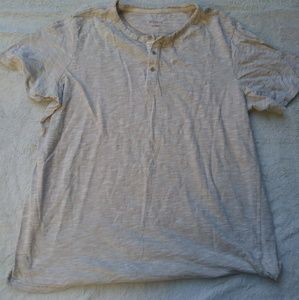Heathered cream merona t shirt